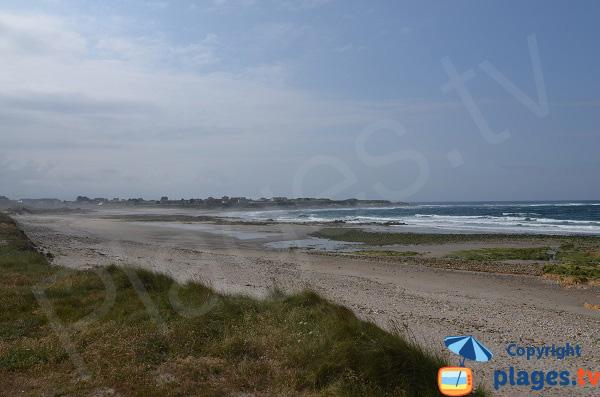 Grande plage à proximité des Cathédrales - Barreiros - Espagne