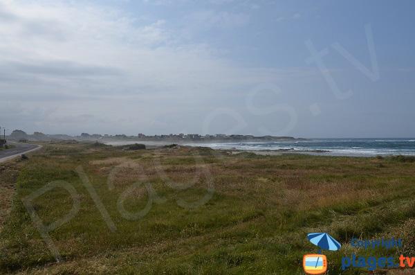 Praia da Malata - Galice - Espagne