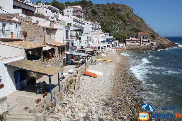 Photo de la plage Margarida à Palamos en Espagne