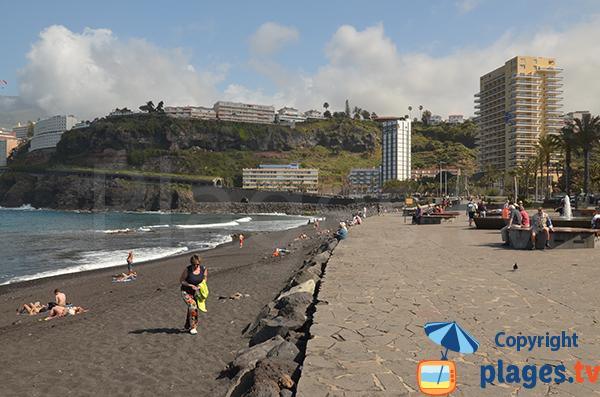 Playa Martianez - Puerto de la Cruz - Tenerife