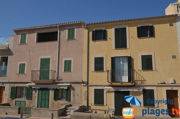 Maisons d'El Molinar - Palma de Majorque