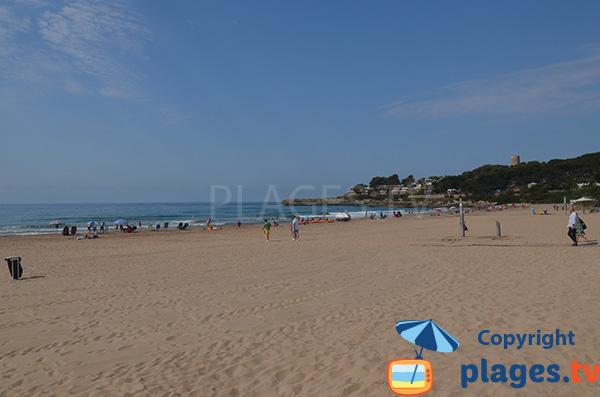 Mora beach - Tarragona