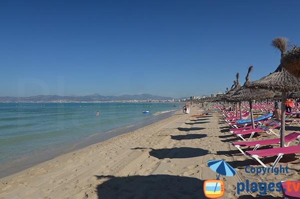 Baie de Palma de Majorque