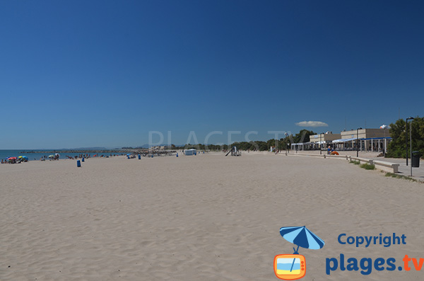 Photo de la plage de Pinedo de Valence