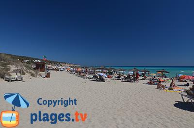 Platja Migjorn - Formentera - Ibiza
