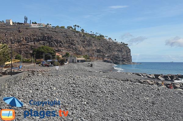 Plage de Playa de Santiago - La Gomera