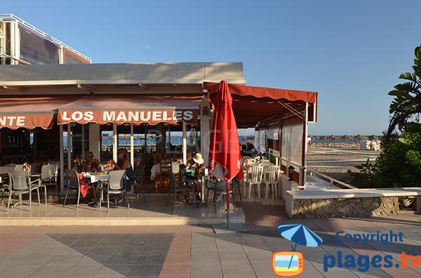 Restaurant de plage - Torremolinos