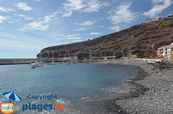 Port de Playa de Santiago - La Gomera