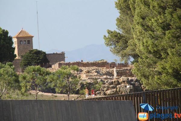 Site archéologique d'Empuries
