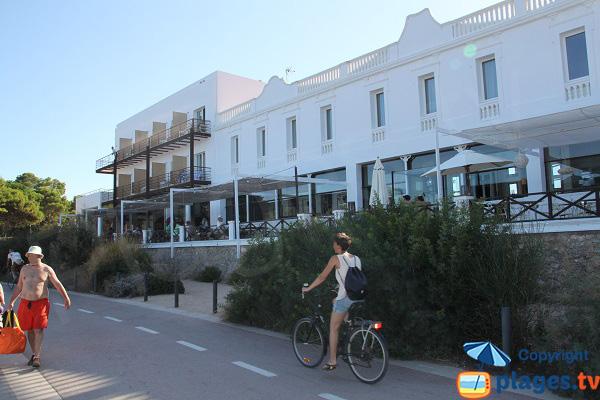 hôtel-spa d'Empiries en Espagne