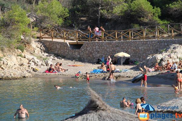 Crique à l'Escala - Espagne