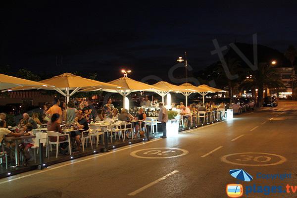 Restaurants au port de l'Estartit