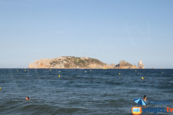 îles Medes en Espagne - l'Estartit