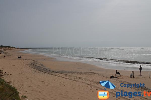 Photo de la plage de Punta Candor à Rota - Espagne