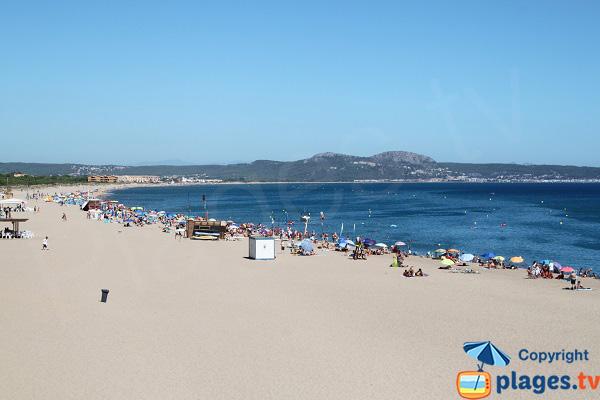 Photo de la plage du Raco à Begur