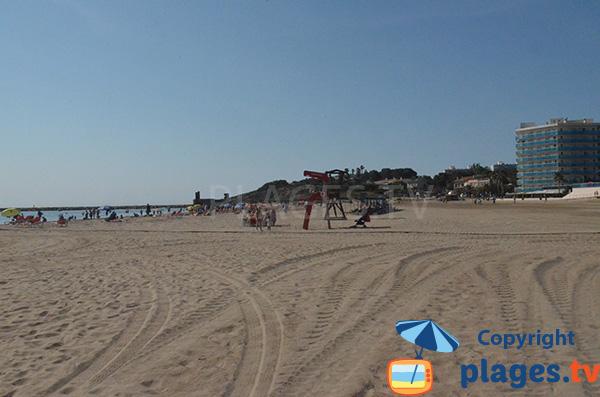 Hôtel à côté de la plage de Raco - Playa de la Pineda