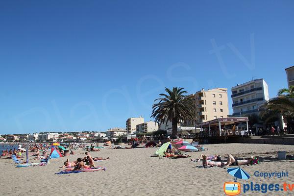 Immeubles à proximité de la plage de l'Escala - Espagne