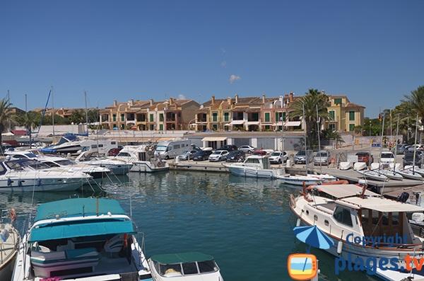 Port de Sa Rapita - Majorque