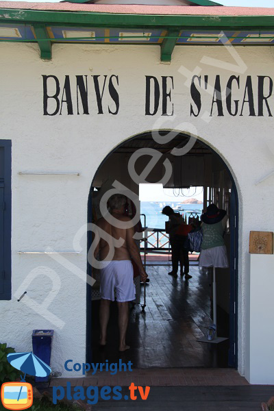 Etablissement de mer à Sant Feliu de Guixols