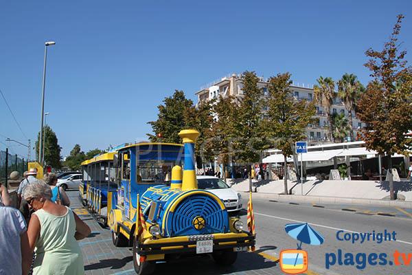 Petit train de Santa Susanna