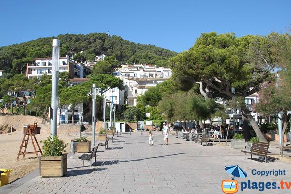 Tamariu - Palafrugell - Espagne