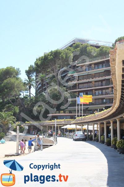 Immeubles à Calonge en Espagne - Costa Brava