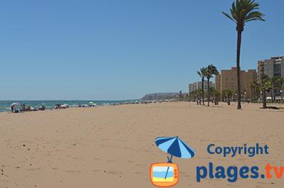 Urbanova et sa plage - Alicante - Espagne