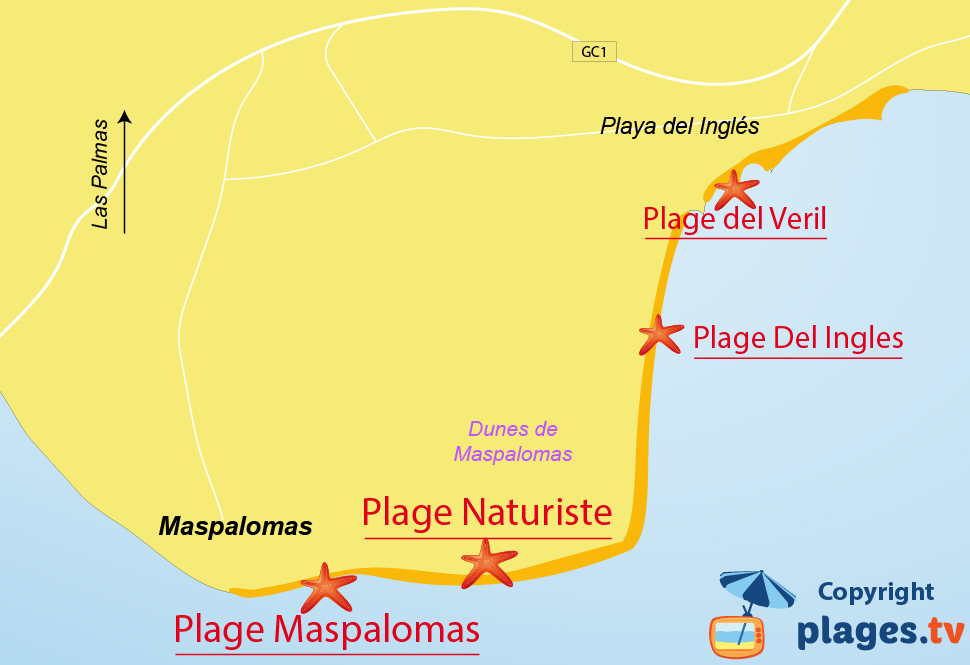 Las Palmas de Gran Canaria Hotels and Places to Stay