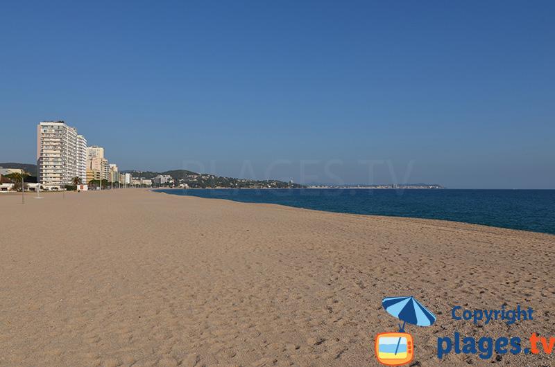 Platja d'Aro : un bord de mer classique pour du tourisme de masse