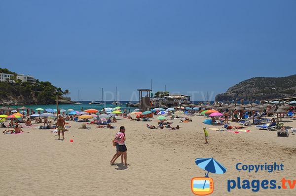 Poste de secours de la plage de Camp de Mar - Majorque