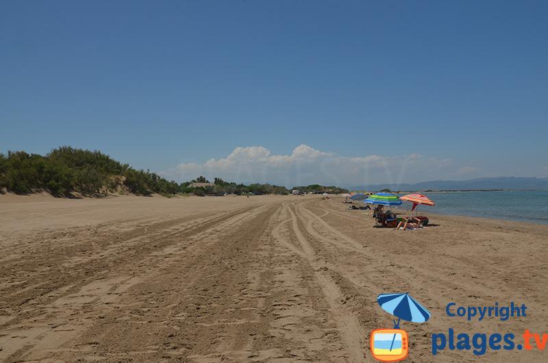 Platja Riumar : l'une des plus sauvages plages d'Espagne