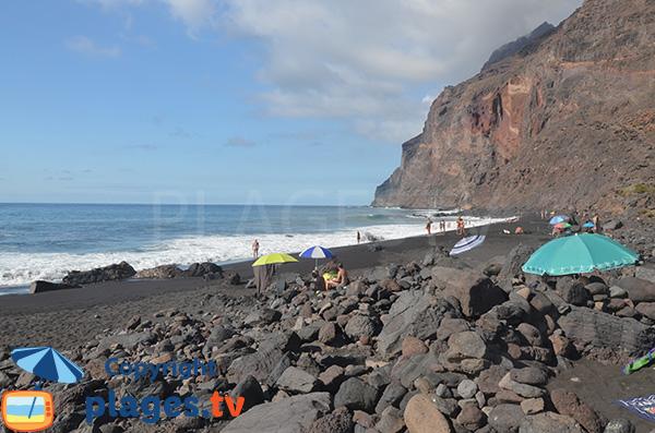 Playa del Ingles - Valle Gran Rey