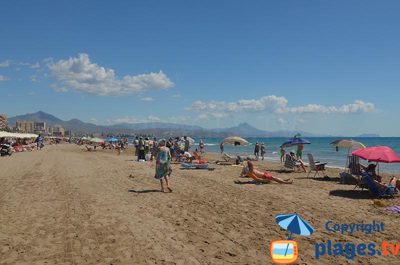 Playa San Juan - Alicante