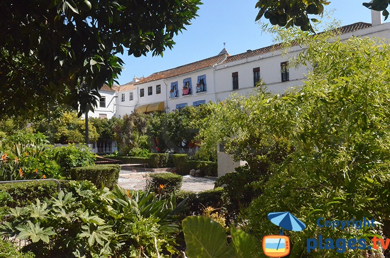 Plaza Los Maranhos à Marbella - Espagne