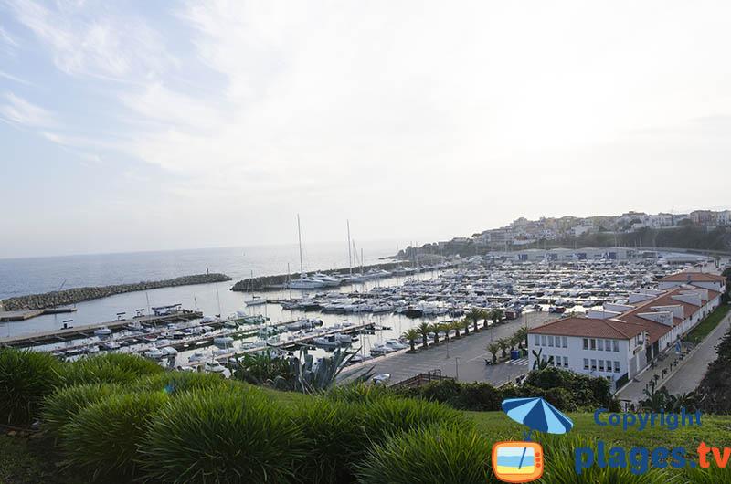 Port de plaisance de Palamos