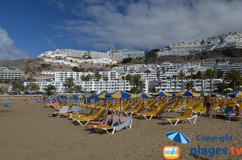 Gran Canarie et son tourisme de masse