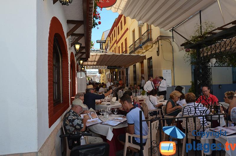 Restaurants à proximité des Arènes de Ronda