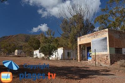 Village abandonné de Rodalquilar en Andalousie - Espagne