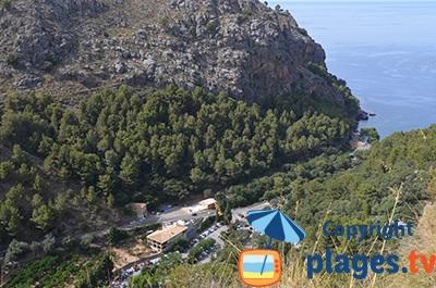 Sa Calobra à Majorque