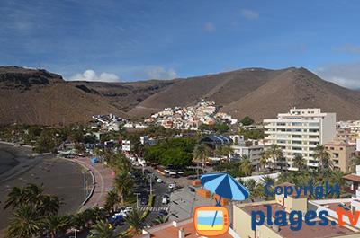 San Sebastian de la Gomera sur les iles Canaries