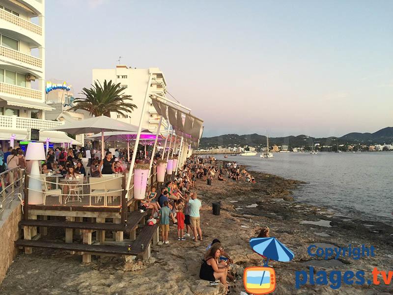 Coucher de soleil à Ibiza - Sant Antoni