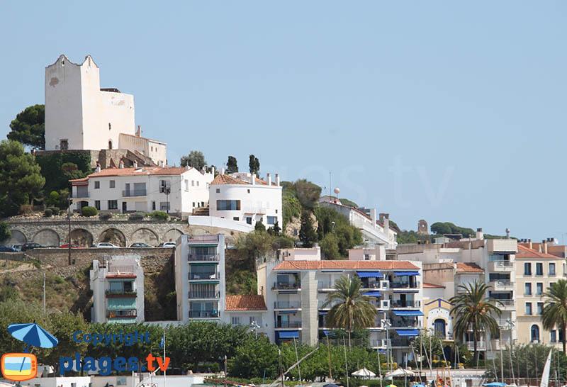 Sant Pol de Mar en Espagne