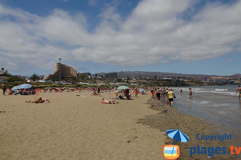 Hôtels sur le bord de mer de Playa del Ingles