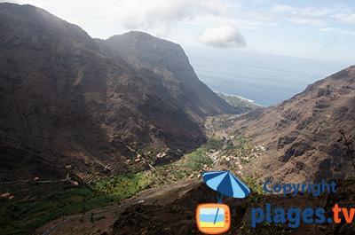 Valle Gran Rey à La Gomera - Iles Canaries