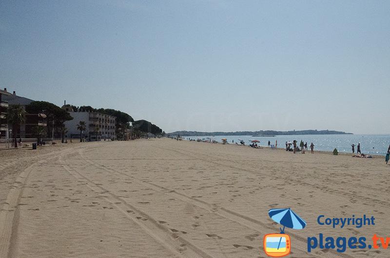 Vilafortuny et sa plage - Cambrils