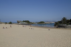 Plage du Sabre - Isla
