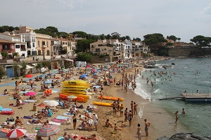 Plage de Canadell - Palafrugell