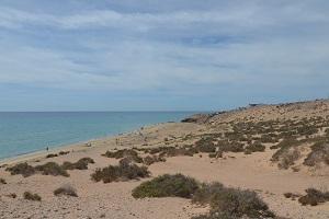 Plage Esmeralda - Costa Calma