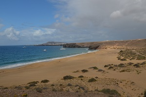 Mujeres Beach - Playa Blanca
