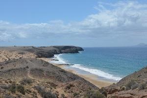 Plage de Pozo - Playa Blanca